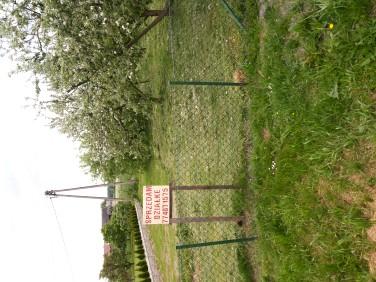 Działka budowlano-rolna Cisek
