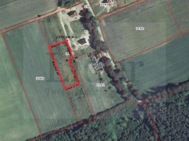 Działka budowlano-rolna Kębłowo Nowowiejskie