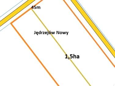 Działka Jędrzejów Nowy
