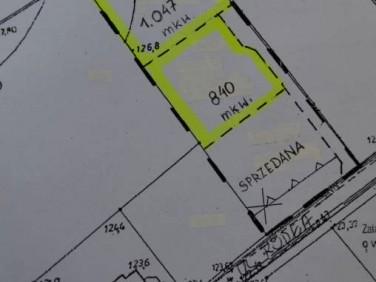 Działka budowlana Racula