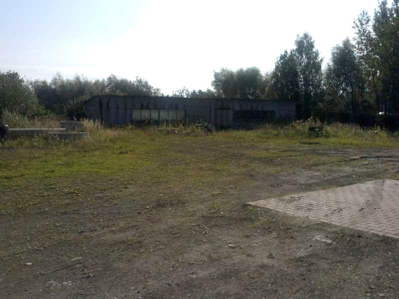 Działka przemysłowa Katowice