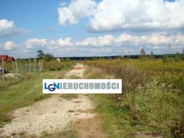 Działka budowlana Mrozów