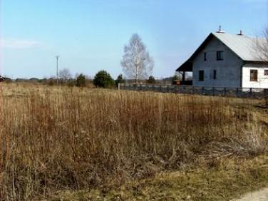 Działka budowlana Wola Żarczycka