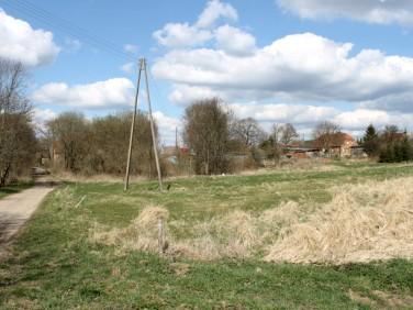 Działka rolna Barnimie