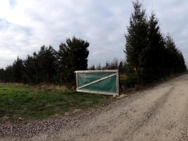 Działka budowlana Zgłobice