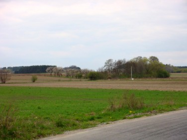 Działka budowlana Sadków