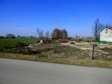 Działka budowlana Siomki