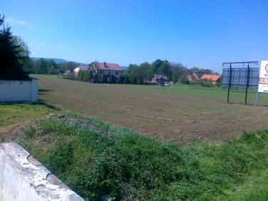 Działka budowlano-rolna Grodziszcze