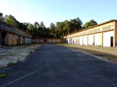 Budynek użytkowy Cibórz