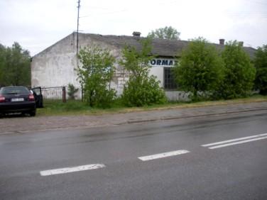 Budynek użytkowy Kleszczele