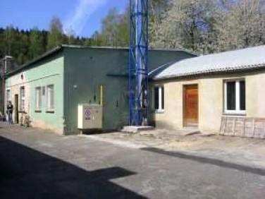 Budynek użytkowy Łomnica