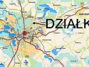 Działka Olsztyn