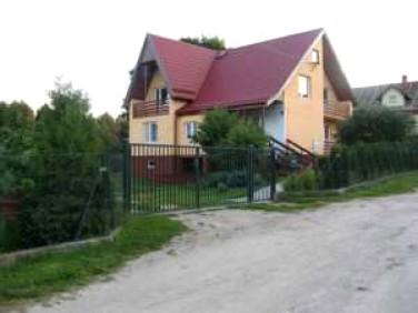 Dom Borowe
