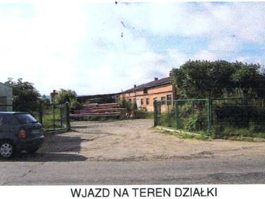 Działka przemysłowa Szpęgawa