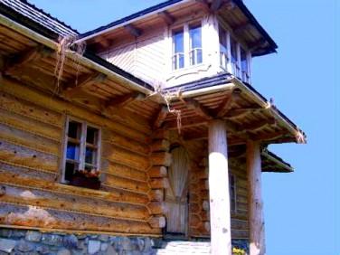 Dom Ochotnica Górna