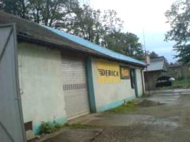 Budynek użytkowy Dukla