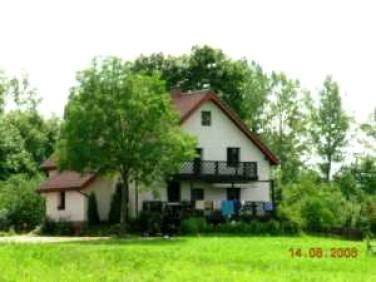 Dom Jeziorany