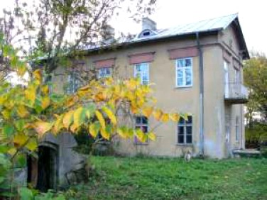 Budynek użytkowy Krasne