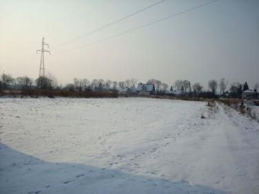 Działka budowlana Kalinowice