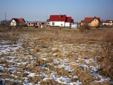 Działka budowlana Buszkowiczki