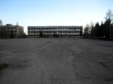 Budynek użytkowy Trzebień