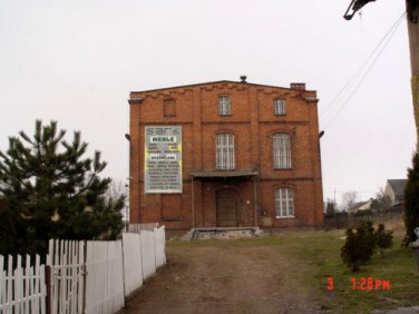 Budynek użytkowy Lubomia