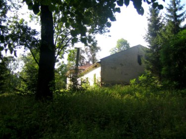 Budynek użytkowy Bachórz