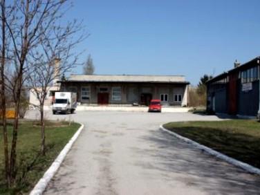 Budynek użytkowy Kętrzyn