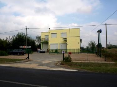 Budynek użytkowy Stefanów