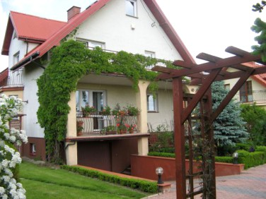 Dom Stara Łomża przy szosie