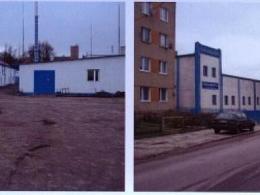 Budynek użytkowy Barczewo