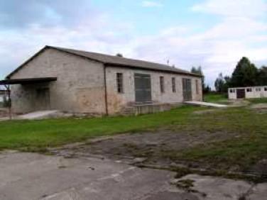 Budynek użytkowy Gołdap