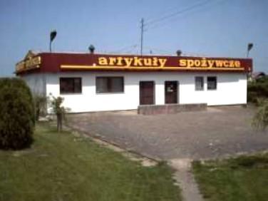 Budynek użytkowy Warta Bolesławiecka
