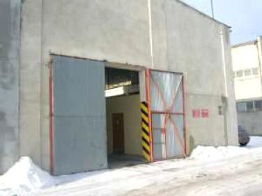 Budynek użytkowy Łask
