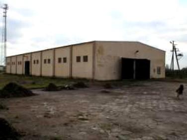 Budynek użytkowy Rozprza