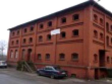 Budynek użytkowy Bierutów