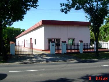 Budynek użytkowy Złotniki