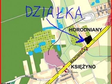 Działka Horodniany