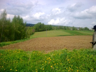 Działka budowlano-rolna Bieliny