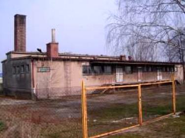 Budynek użytkowy Borzęcin