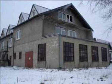 Budynek użytkowy Mrągowo