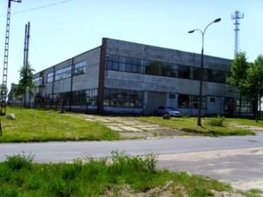 Budynek użytkowy Burzenin