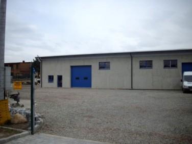 Budynek użytkowy Rybnik