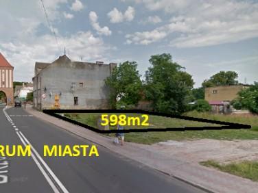 Działka budowlana Myślibórz