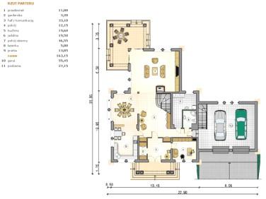 Dom Modrzewie