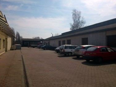 Budynek użytkowy Szczecin