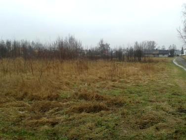 Działka budowlano-rolna Wólka Podleśna