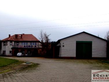 Budynek użytkowy Kliniska Wielkie