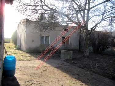 Dom Lućmierz-Las