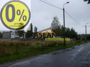 Działka usługowa Wólka Kosowska